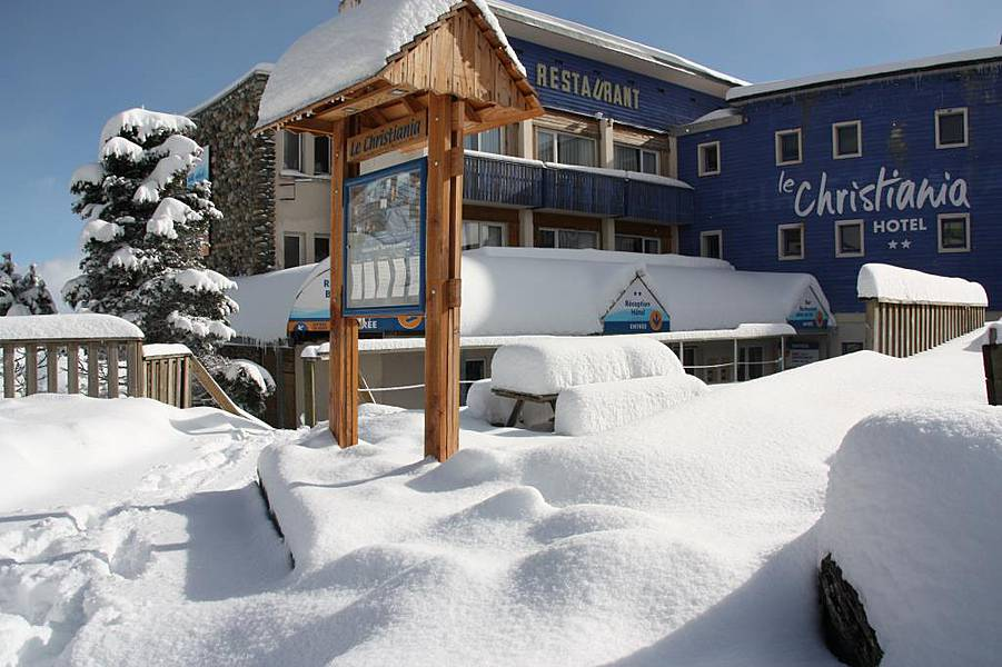 Hotel Demi Pension Saint Lary